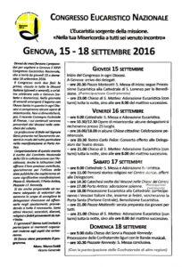 Congresso Eucaristico Nazionale